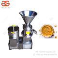 Automatic Industrial Cocoa Almond Nut Paste Grinder Sesame Tahini Making Small Peanut Butter Machine