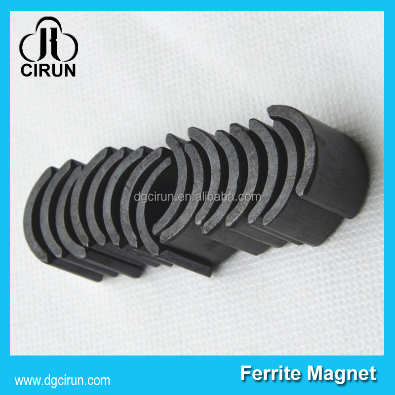 customized permanent motor magnet free energy in arc shaped
