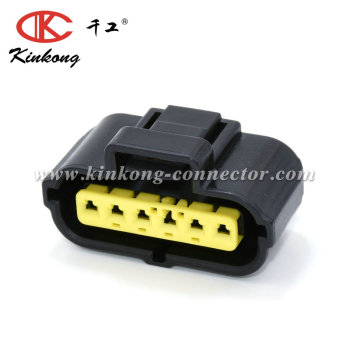 Kinkong Buy Direct From China Manufacturer 6 Way Tyco Kia Hundai Econoseal Connector 184060-1