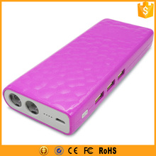 Cheap Goods from China Water Cube Case 3 USB Portable Powerbank 10000mAh