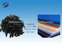 Virgin Conductive PP Pellets for Extruding Turnover Box