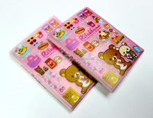 the most popular cartoon Office supplies cute PP photo album with case