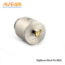 First Batch Single and Dual Coils Digiflavor Mesh Pro RDA Offer By AVE40