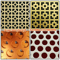 Perforated aluminum sheet/Aluminum perforated panels/Perforated panel