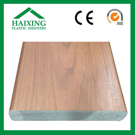 ASA Surface Pvc/Wpc outdoor laminate wood flooring