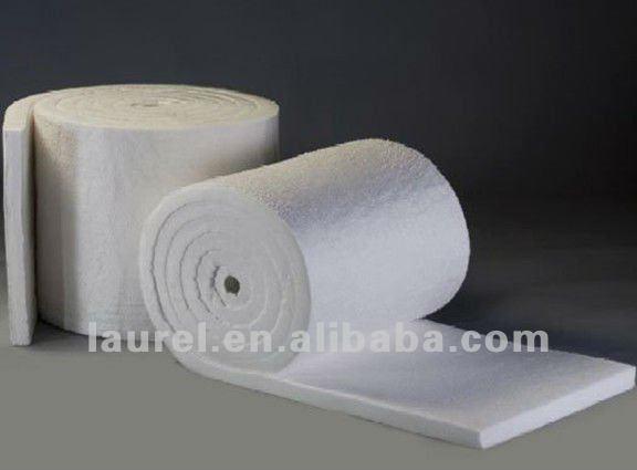 Aislamiento t rmico aislamiento de manta de fibra cer mica for Aislante termico para hornos