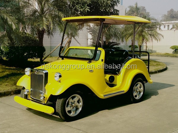 Electric vehicle sightseeing car Cargo vans
