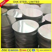 payment alibaba China supplier 201 stainless steel circle price per kg