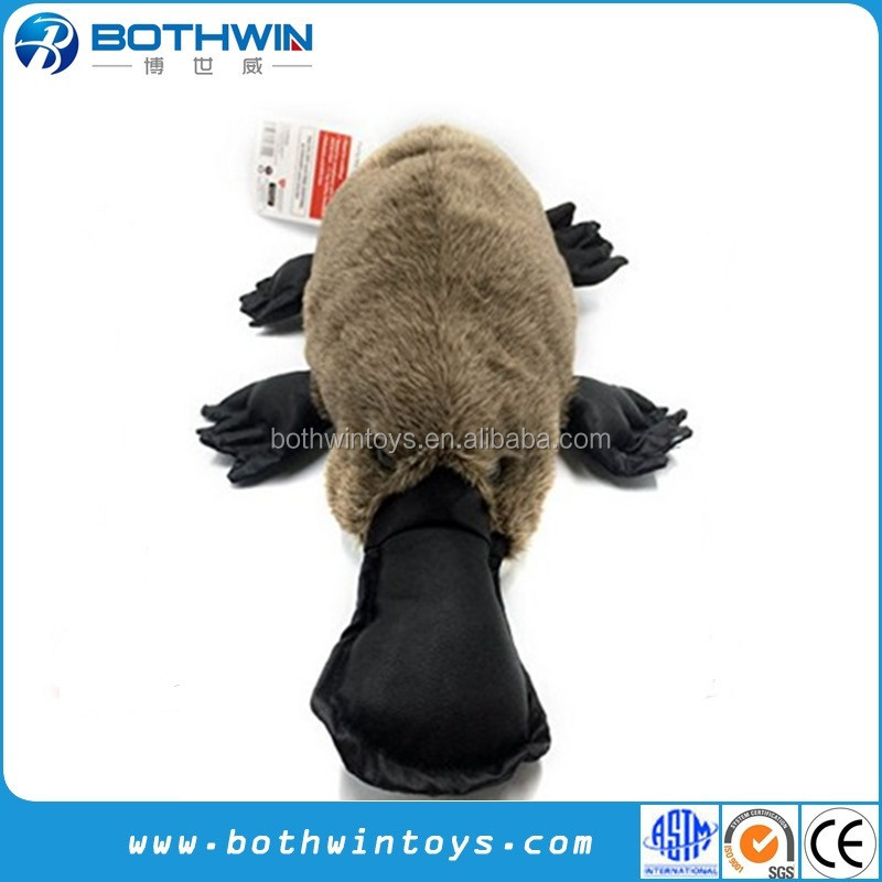 22'' Large Plush Duck-billed Platypus Soft Toy
