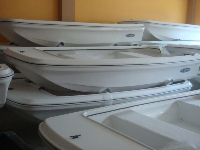 FIBERGLASS FISHING BOAT CE APPROVED