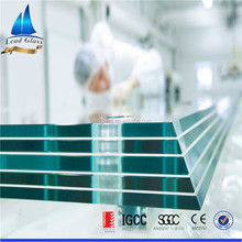 High quality largest size laminated safety glass with good processing