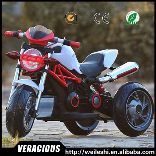 Factory price hot sell high quality wholesale ride on battery operated kids baby car 12V motorcycle for sale