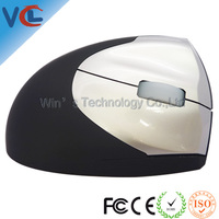 2.4g Mini Wireless Receiver Vertical Ergonomic Pc Mouse