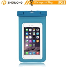 OEM Avialable Waterproof Case Phone Pouch For Smartphone