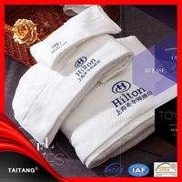 2016 China hot sale 100% cotton hand towel for hotel