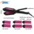 Professional Interchangeable 4 in 1 Tourmaline Ceramic Custom Flat Irons Hair straightener with Wavy Hair Function