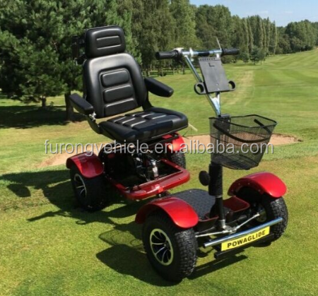 Big wheel club electric small golf buggy