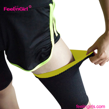 Running Woman Neoprene Sport Wear Leg Thigh Support