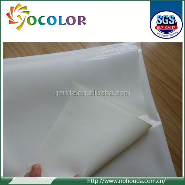 colorfull soft breathable Tpu Transparent Thermoplastic Sheet