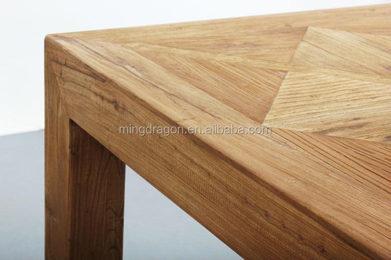 antiguo reciclaje muebles de de madera maciza rstica mesa de comedor