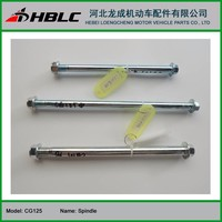 high quality motorcycle parts CG125 spindle