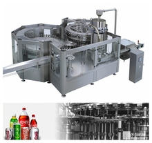Mic 40-40-10D Automatic small mineral water plant