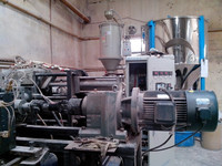 anji hot polymer melt gear pump