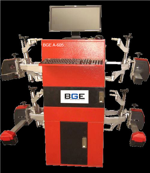 BGE A-605 (Bluetooth Wheel Alignment)