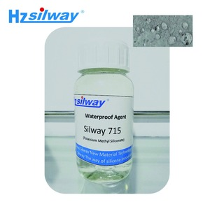 Silway 715 silicone oil products concrete waterproofing admixture for construction