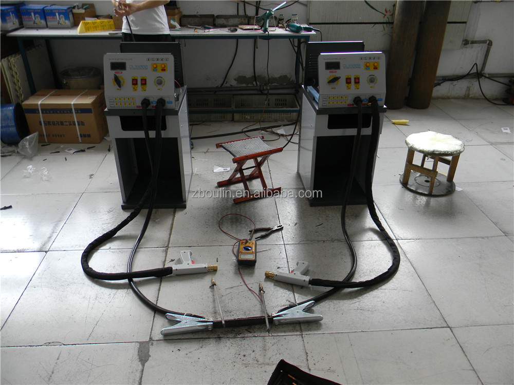 auto body repair tools for the dent pulling and spot welding