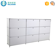 OEM office filing cabinet storage office fireproof waterproof file cabinet large size