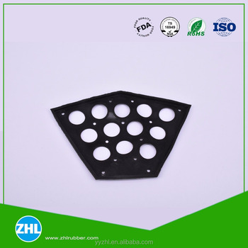High-quality Silicone Rubber Gasket seals