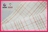 Special Offer formal plaid shirting fabric checked design