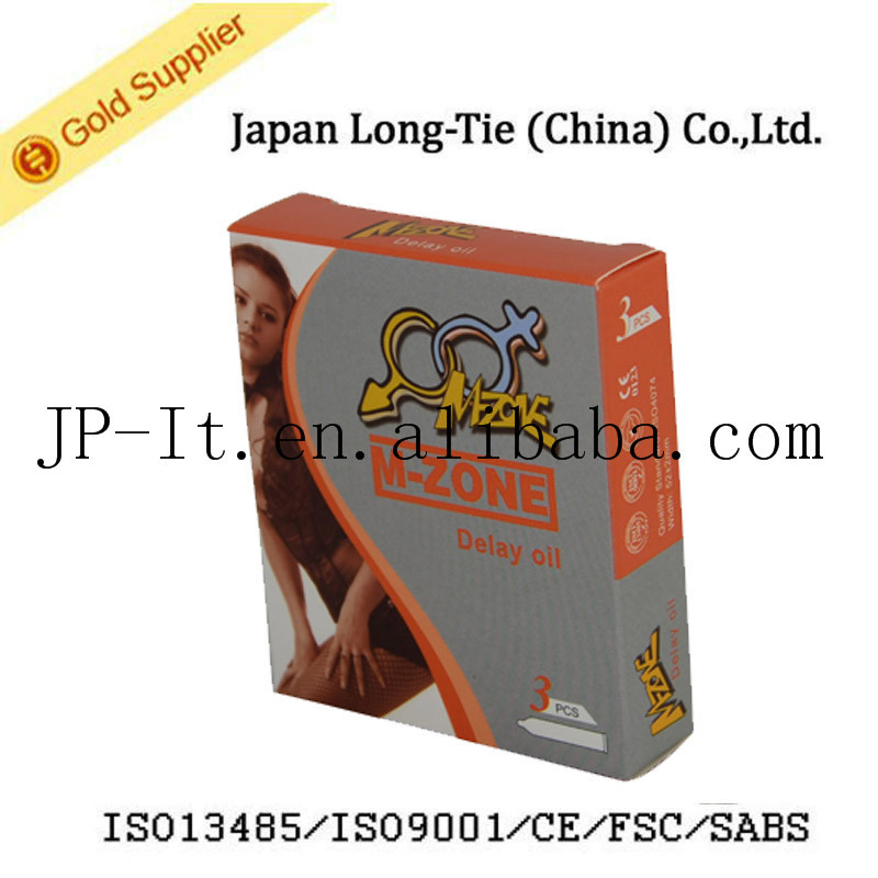 Flavored condom good smell, safe and contraceptive sex product is latex male condom was made in China
