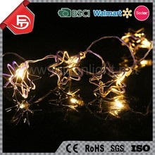 party decoration colorful shooting stars light