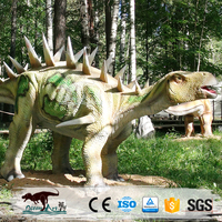 mechanical funny equipment for simulation dinosaur