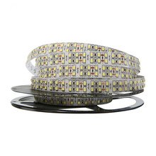 IP68 5M Double Row 1200 LED Strip 3528 SMD Waterproof Flexible Strip Tape Lights Lamp 240led/m Warm White Pure White With DC12V