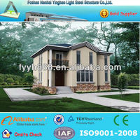 2013 portable homes/ prefabricated villas for sale