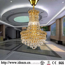 C9010 chandelier electrical light parts ,3w led chandelier candle light ,crystal t.light holder tray for weddings