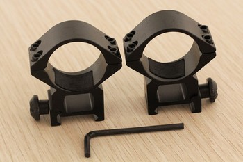 Voking 30mm scope mount rings for rifle scope mounts