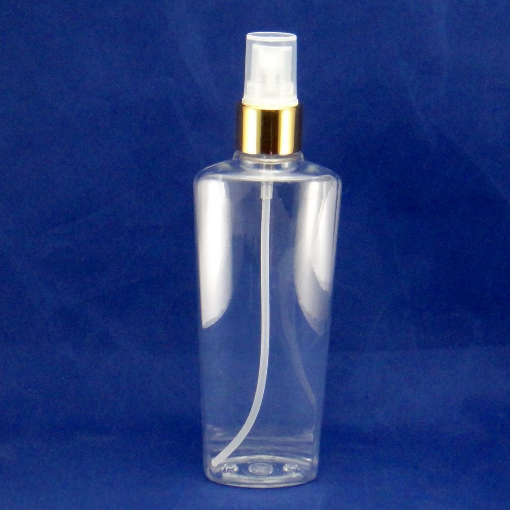 4OZ 120ml Plastic PET Perfume Atomizer Sprayer