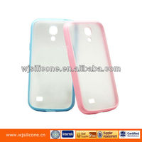 Co-molding Plastic Cell Phone Covers for Samsung S4 Mini