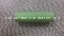 brand new! 1.2V AA900mah ni-mh rechargeable battery cell hot
