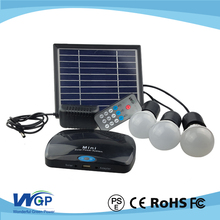 Hot sales 3w solar home light for home lighting