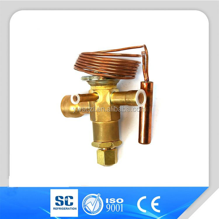 Dunan brand TI series thermal r134a expansion valve