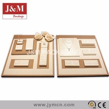 simple design jewels window / counter display sets wholesale