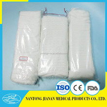 2015 plastic pack Absorbent cotton wool for medical use