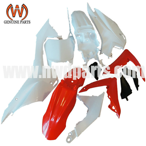 CRF110 Motorcycle Plastic Cover Fairing kits for HONDA