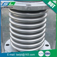 Deft design good service best quality stainless expansion joints in building