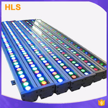 Professional dmx ip65 led wall washer
